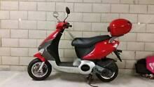100cc zongshen scooter Sandgate Brisbane North East Preview
