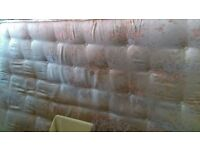 kingsize matress good condition - free local delivery