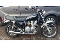 POST CLASSIC 1981 KAWASAKI 750 LTD