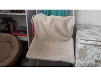 free cat radiator bed