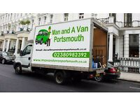 Portsmouth Removals & Relocation Service | Man and van | Office Removals | House removals 4-5 Bed