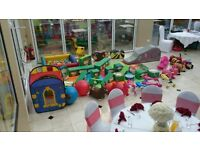 toys & softplay hire