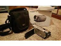 """Canon FS100 Digital Camcorder (45 x Advanced Zoom With 2.7"""" Widescreen Colour LCD)"""