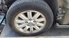 """WH statesman factory alloys 16"""" good tyres Crafers Adelaide Hills Preview"""