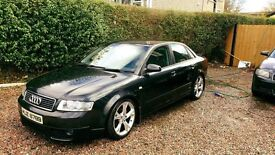 Audi A4 Good going car just had full clutch kit replaced