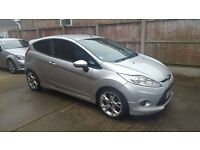 2010 Ford Focus Zetec s 1.6 SWAP LHD (left hand drive)