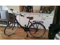 Ladies Dalston Kingsland Bike, New, Great condition, including helmet, pump, locks