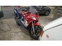 2003 Honda NSR125R excellent bike.