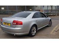 Audi A8 tdi 2005 start drive well!bmw vw mercedes