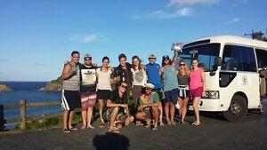 Sydney - Byron Bay 4day Road trip. Return trip Optional. Haymarket Inner Sydney Preview