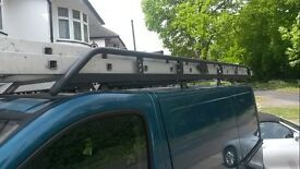 Rhino roof rack ladder only