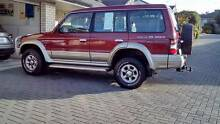 1996 Mitsubishi Pajero Wagon Port Lincoln Port Lincoln Area Preview