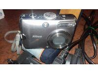 Nikon Coolpix P4 VR Digital Camera
