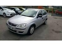 2005 (05) Vauxhall Corsa 1.2 / 5 door / 65k FSH / 12 months MOT /