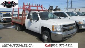 2007 Chevrolet 3500 Extended Cab Flat deck
