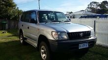 1997 Toyota LandCruiser Wagon Sandford Clarence Area Preview