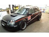 subaru impreza wagon wrx manual long