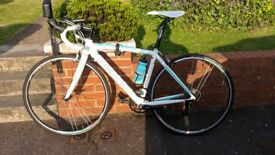Bianchi women road bike_Good condition
