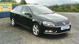 2012 VW PASSAT BLUEMOTION TECH SE 1.6 TDI (£151 p/month)