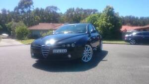 Superb Alfa Romeo 159 2.4 JTDM Ti Wheels Forster Great Lakes Area Preview