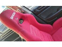Bride Bucket Seat (REP)