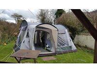 4 Man tent - Sunncamp Triumph 400 Platinum