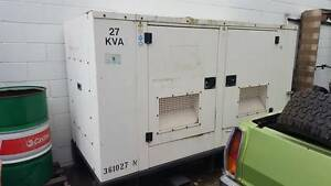 27KVA Genset Generator Hillcrest Logan Area Preview