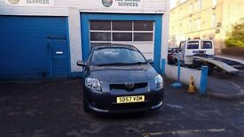 TOYOTA AURIS FULL SERVICE HISTORY GREAT CAR