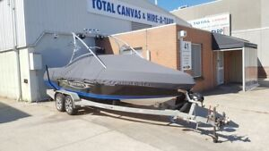 BOAT COVERS, BOAT CLEARS, BIMINIS & TRIMMING SPECIALISTS