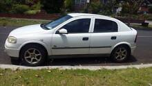2001 Holden Astra Hatchback, Manual. good condition. Burwood Whitehorse Area Preview
