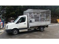FULLY LICENSED RUBBISH & HOUSE CLEARANCE-BUILDERS WASTE-JUNK REMOVAL-OFFICE-MAN & VAN-GARDEN-GARAGE