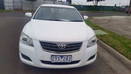 2008 Toyota Aurion with 12 months rego and RWC Dandenong Greater Dandenong Preview