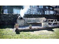 Bespoke Stone Based Wood Fired Oven