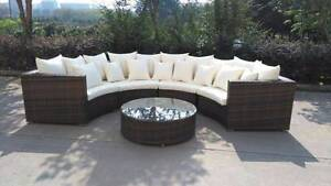 RIVIERA OUTDOOR SECTIONAL LOUNGE SET (WAS $3999) Hilton Fremantle Area Preview