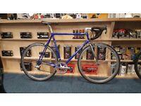 Colnago Steel Road bike