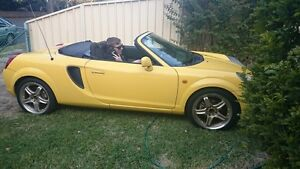 Mr2 spyder for sale or swaps Waratah Newcastle Area Preview
