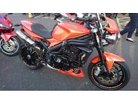 "TRIUMPH SPEED TRIPLE 1050 ""2008"""