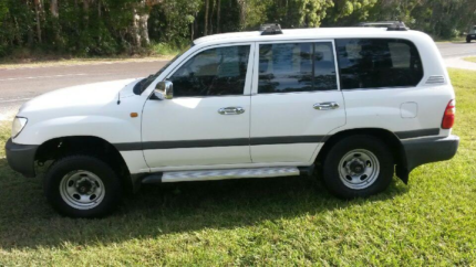 1998 Toyota LandCruiser Wagon  8 seater Noosaville Noosa Area Preview