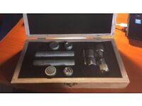 Oktava MK-012-01 Silver Matched Pair Condenser Microphones