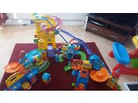 VTech Toot Toot driver Large bundle