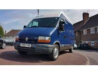 Renault MASTER 2.8 Fridge van & Freezer van GAH 60k