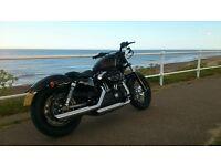 Harley sporster 1200