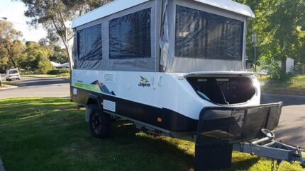 2013 Jayco Outback Penguin