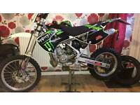Px with £2000cash on top road legal kx85 (not cr yz ktm)