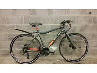FULLY SERVICED HYBRID VOODOO MARASA WITH HYDRAULIC BRAKES BICYCLE