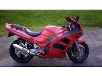 1993 suzuki rf 600 r 10 months mot