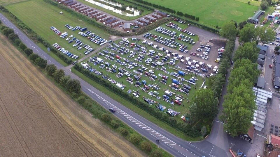 Stonham Barns Sunday Car Boot is back on 18th March from 8am #carboot