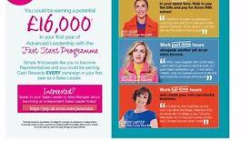 Start earning with Avon