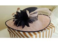 Catherines Of Partick Cappelli Condici Hat Mother of the Bride / Groom