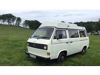 T25 Camper Van